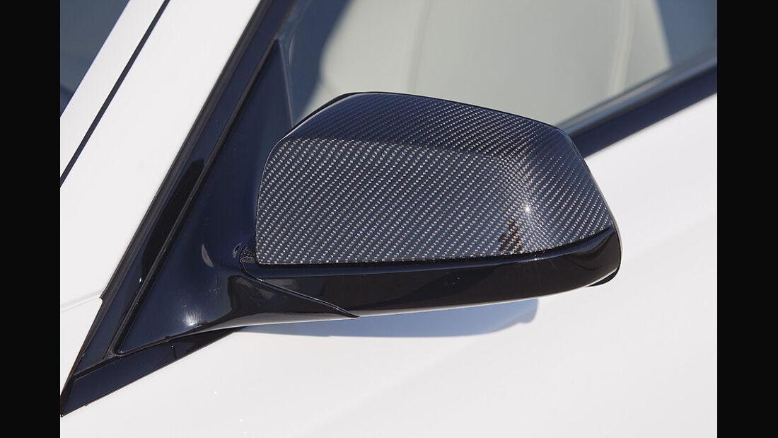 Lumma BMW 7er, Außenspiegel