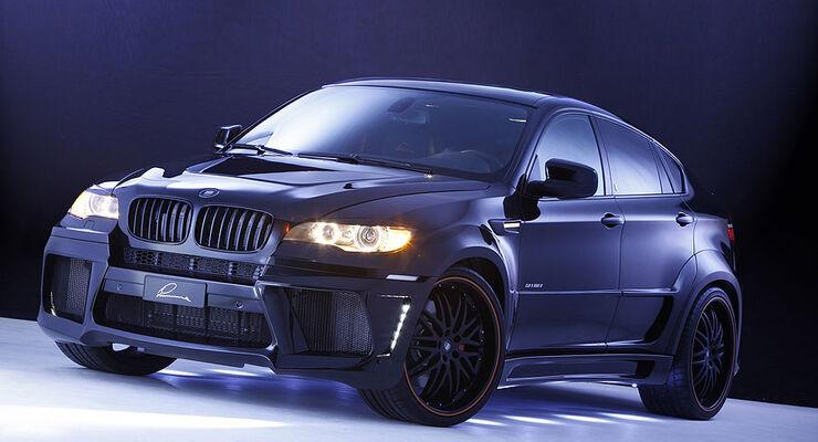 Lumma BMW X6M