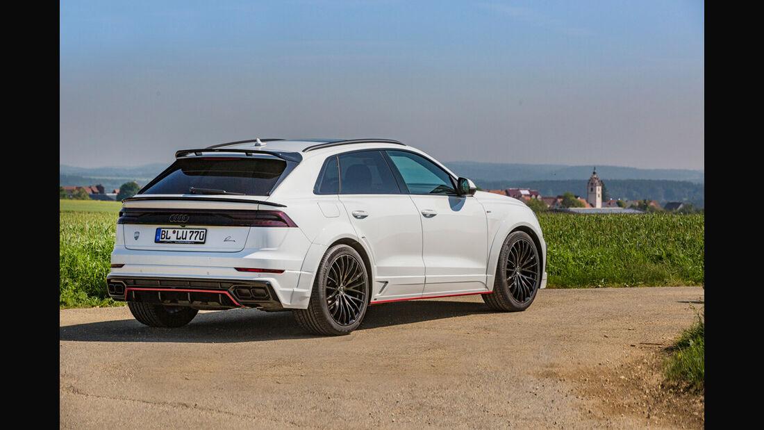 Lumma CLR 8S Audi Q8 Tuning Umbau