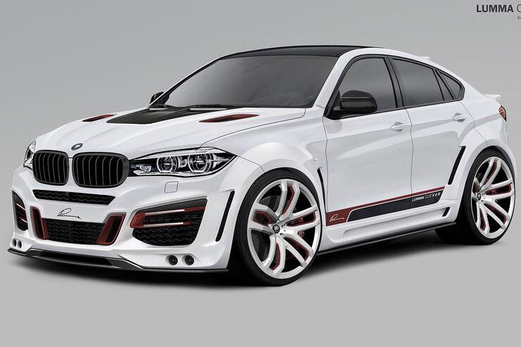 Lumma CLR X 6 R BMW X6