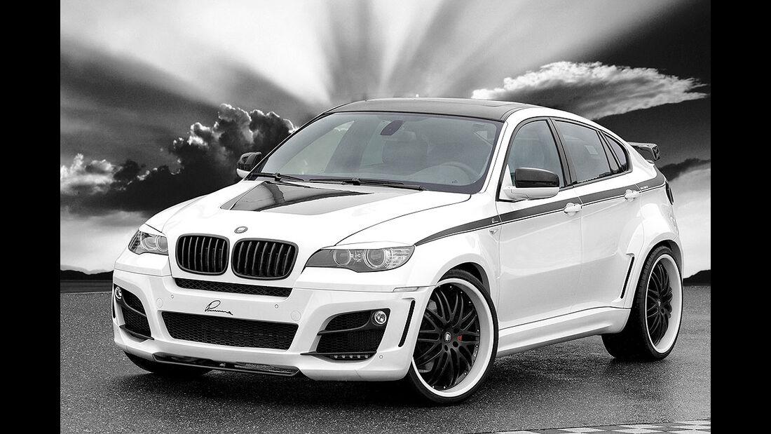 Lumma CLR X 650 GT, BMW X6