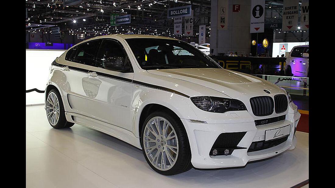 Lumma Design, BMW X6, Tuner, Messe, Genf, 2011