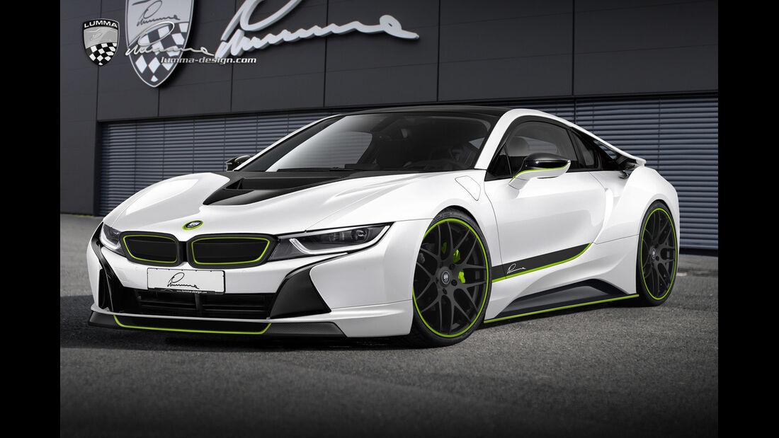 Lumma Design, Tuning, BMW i8, Lumma CLR i8