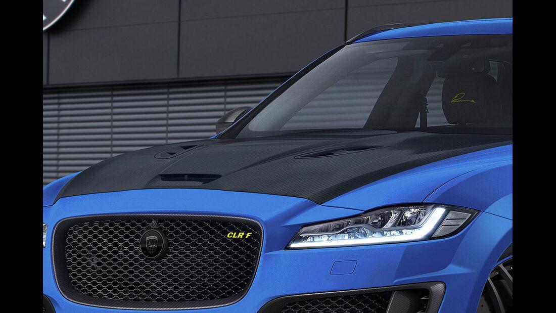 Lumma Jaguar F-Pace