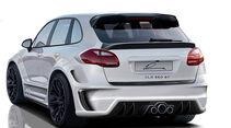 Lumma Porsche Cayenne CLR 550 GT