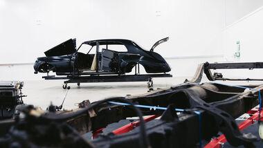 Lunaz Elektroauto Umbau Oldtimer