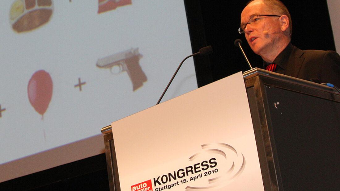 Lutz Engelke auto motor und sport-Kongress