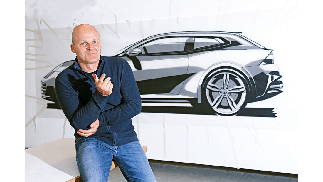 Lutz Fügener, Design-Professor, Pforzheim, Transportation Design