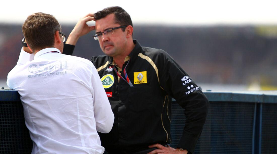 Lux & Boullier - GP Brasilien - 26. November 2011