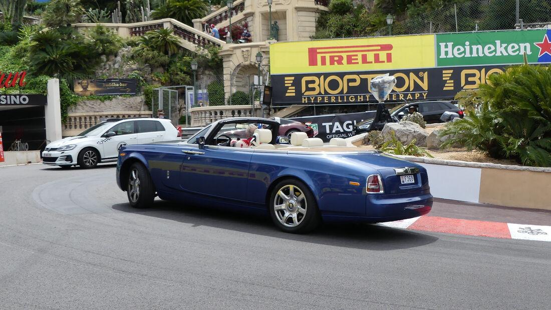 Luxusautos - Formel 1 - GP Monaco - 21. Mai 2021