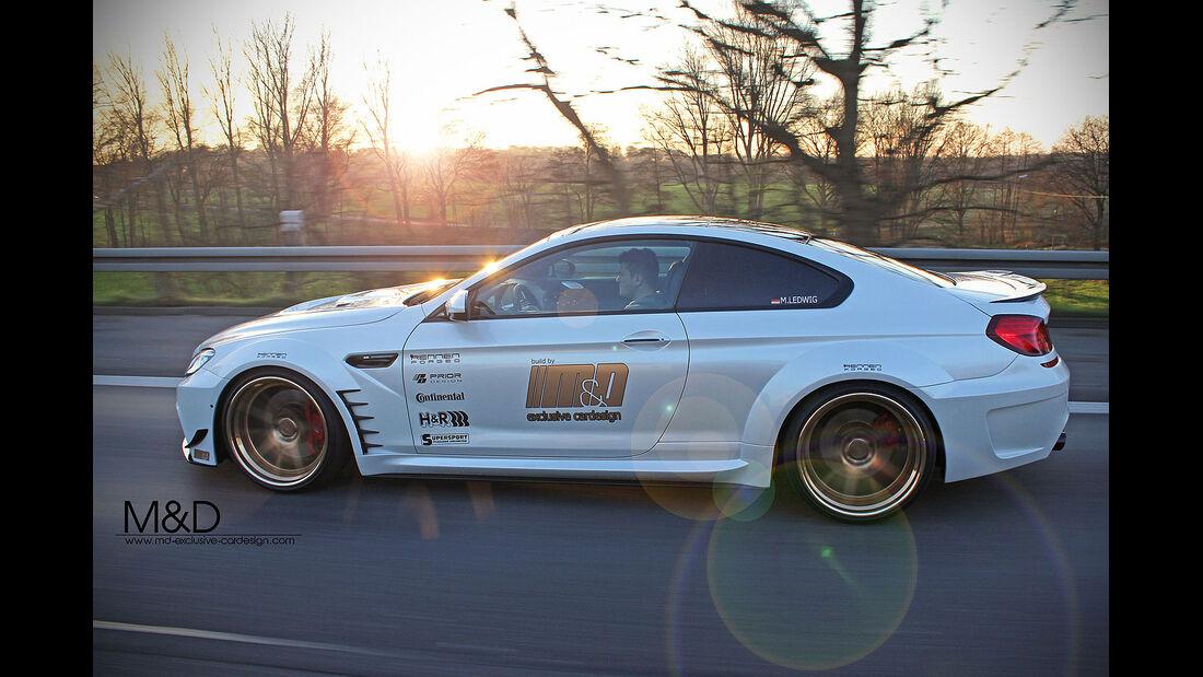 M&D Exclusive BMW 650i