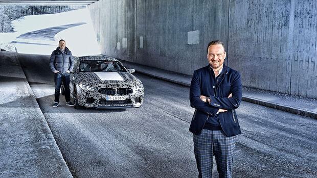 M GmbH Geschäftsführer Markus Flasch im Interview