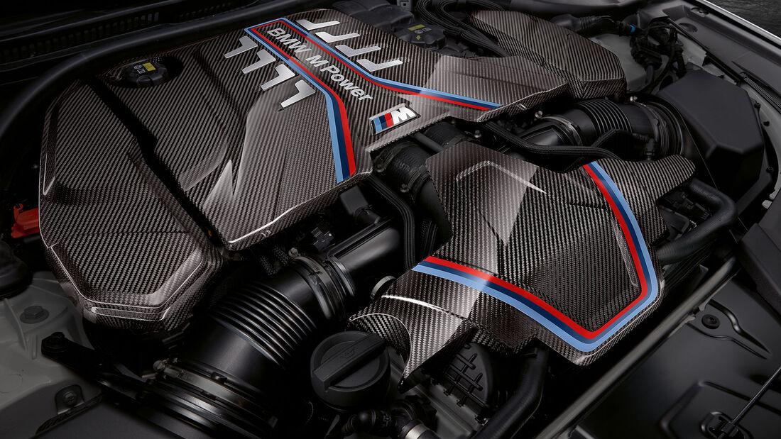 M Performance Parts BMW M5