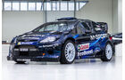 M-Sport Ford Fiesta WRC 2014