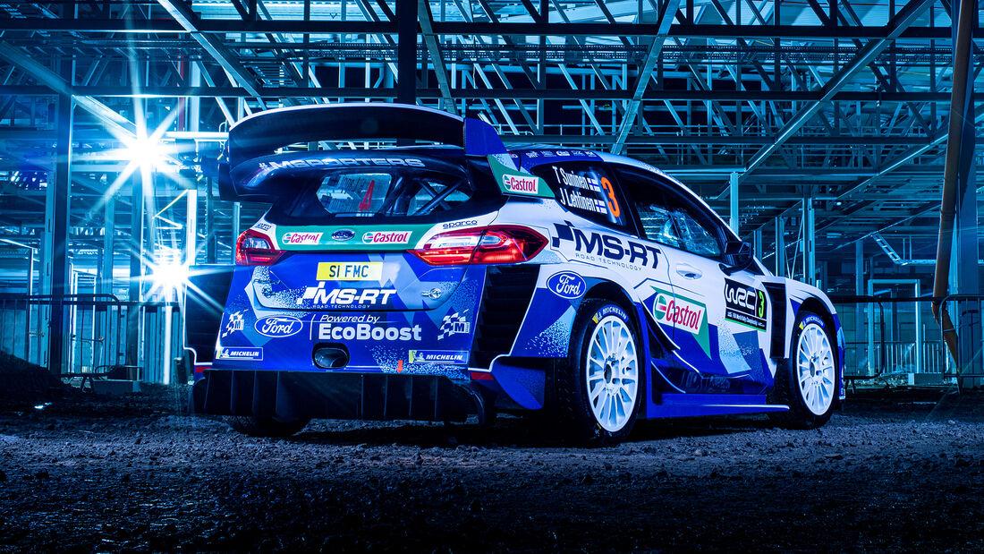 M-Sport Ford Fiesta WRC 2020