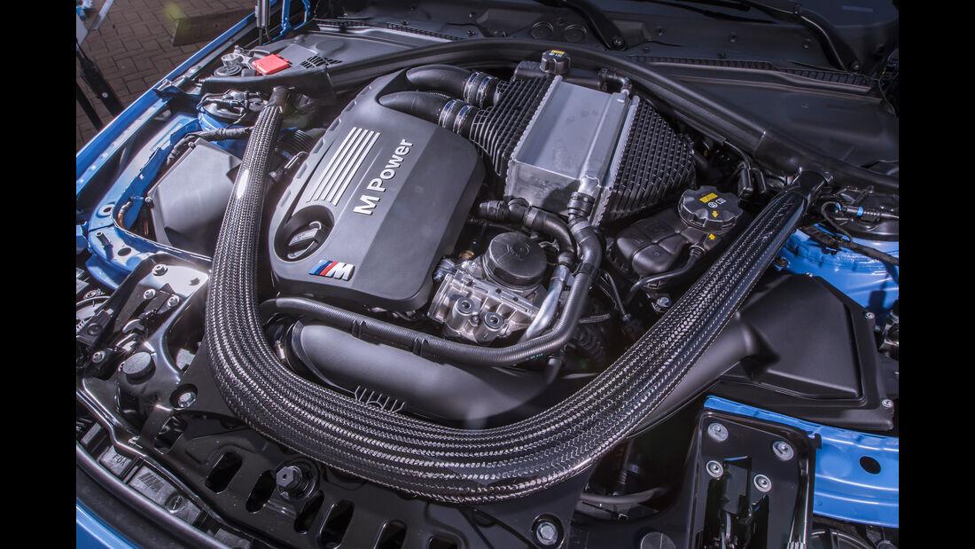 M4 Coupé, International Test Drive, Impression