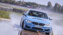 M4 Coupé, International Test Drive, Impression