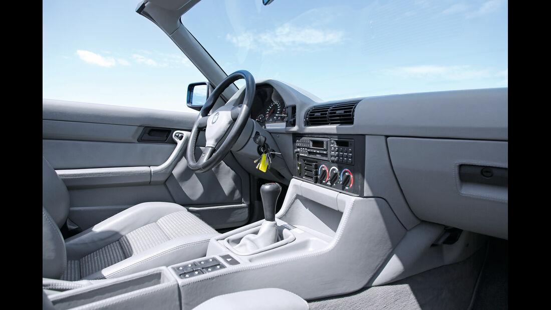 M5 Cabrio, Cockpit