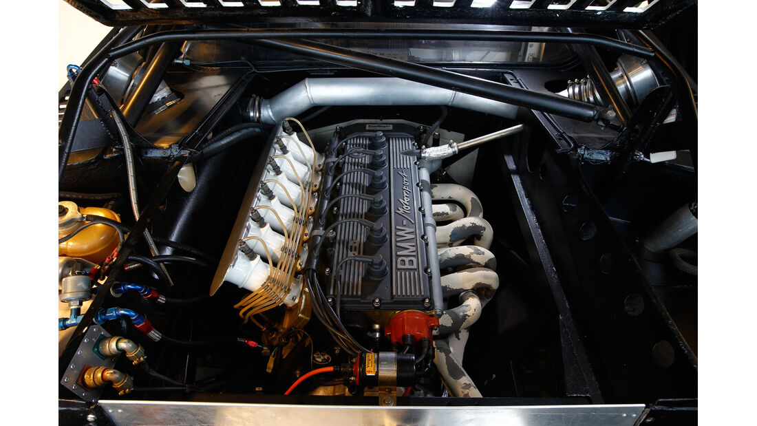 M88/1, Motor, M1-Procar