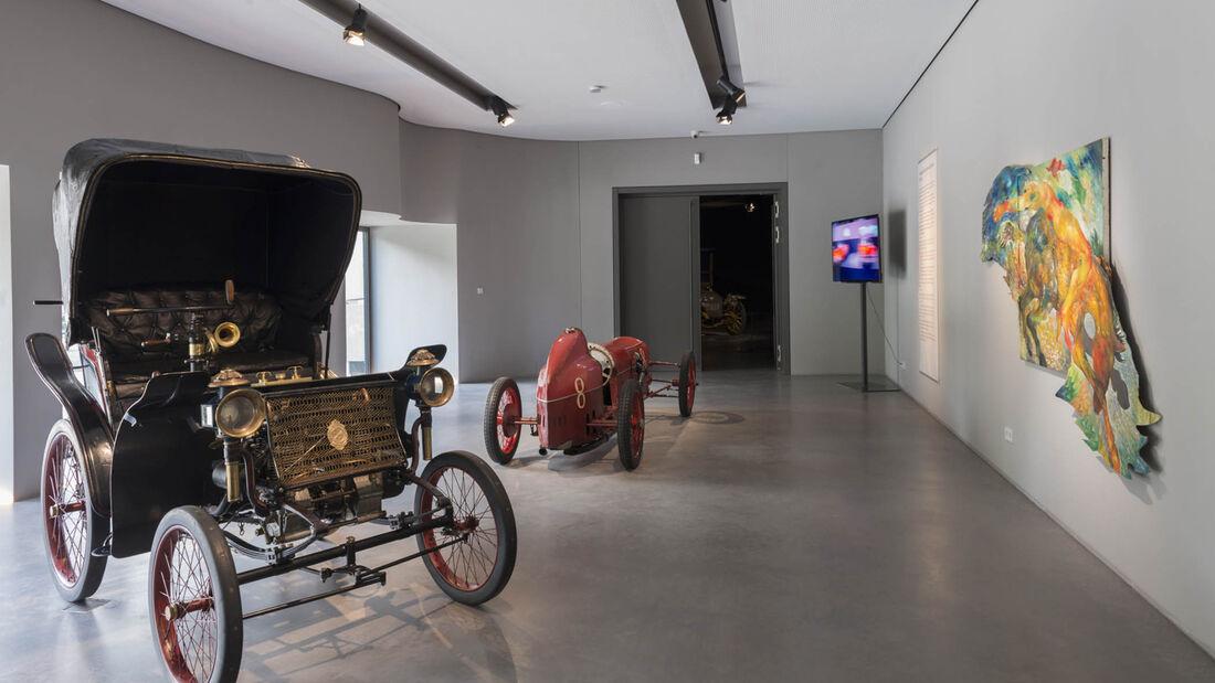 MAC Museum Singen, Ausstellung Wagen der Erinnerung, 05/2016
