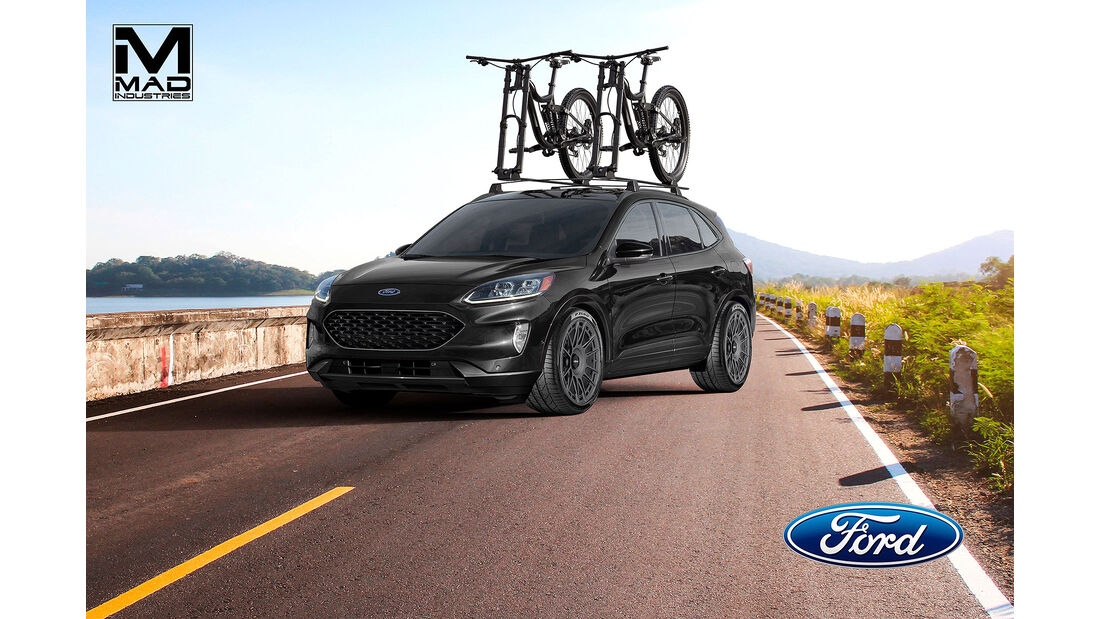 MAD Industries 2020 Ford Escape