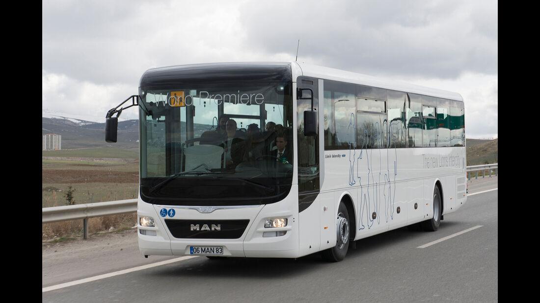 MAN Lion Bus
