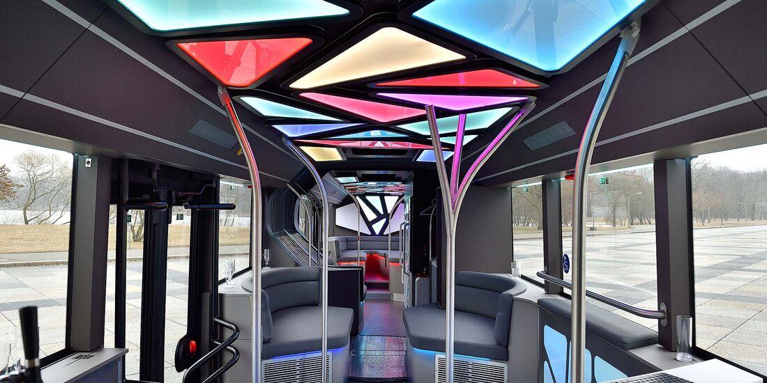 MAN Lions City GL Discobus