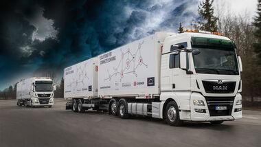 MAN Lkw Hersteller Truck VW Gruppe Traton