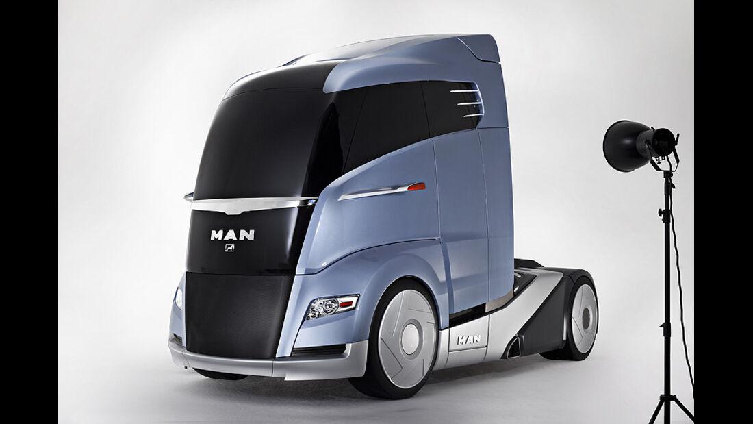 MAN Lkw-Studie Concept S