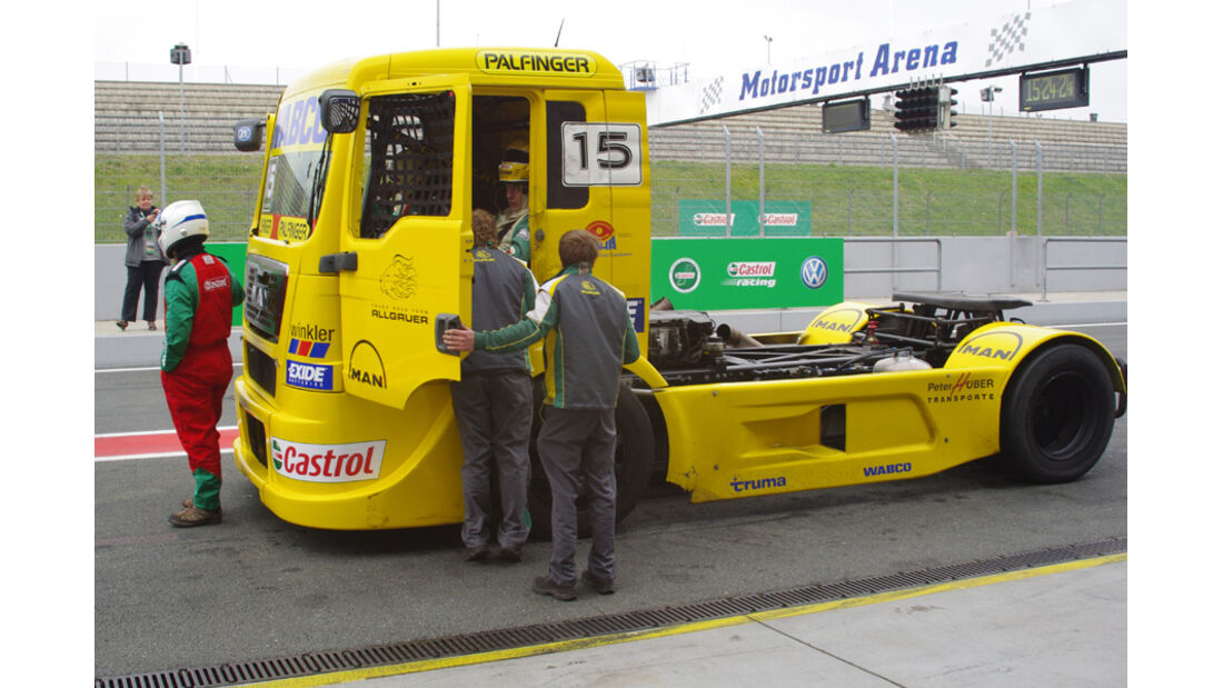 MAN Race Truck