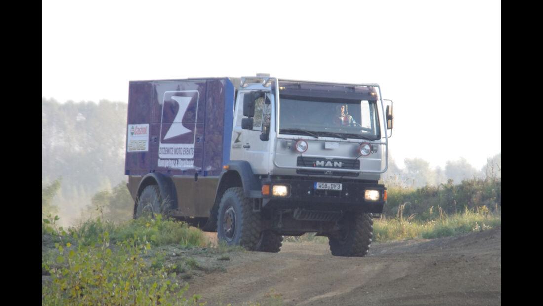 MAN-Race Truck
