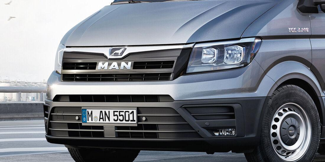 MAN TGE Transporter VW Crafter