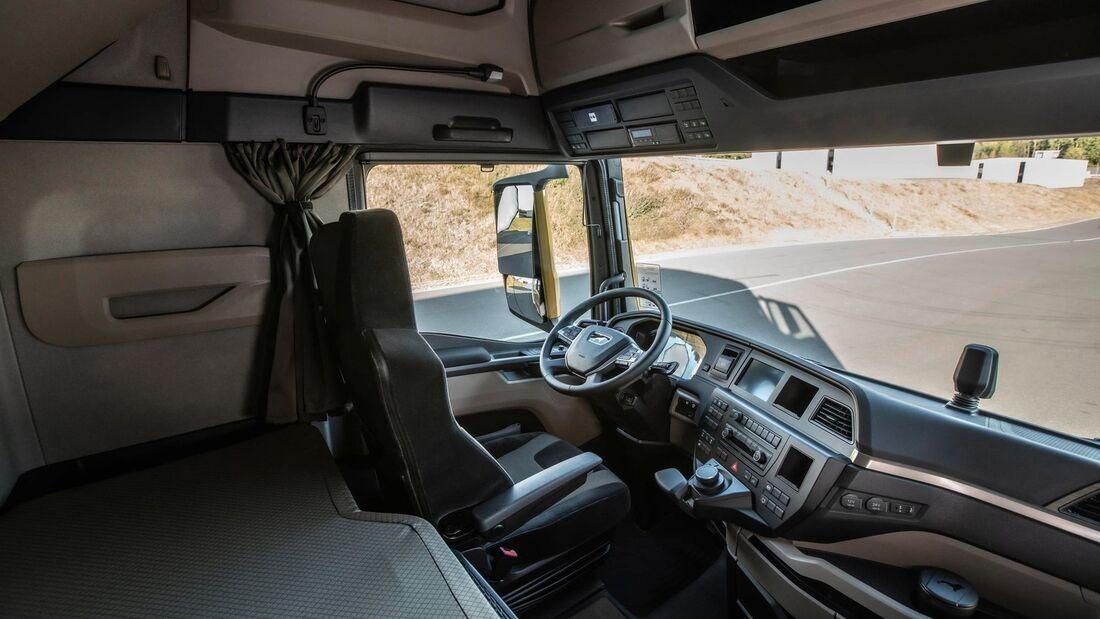 MAN new Truck Generation 2020 TGL, TGM, TGS und TGX