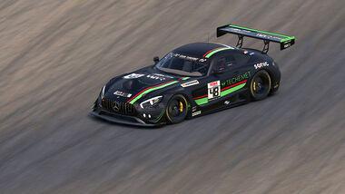 MANN-FILTER Team HTP-WINWARD - Mercedes-AMG GT3 - Startnummer 48 - dNLS