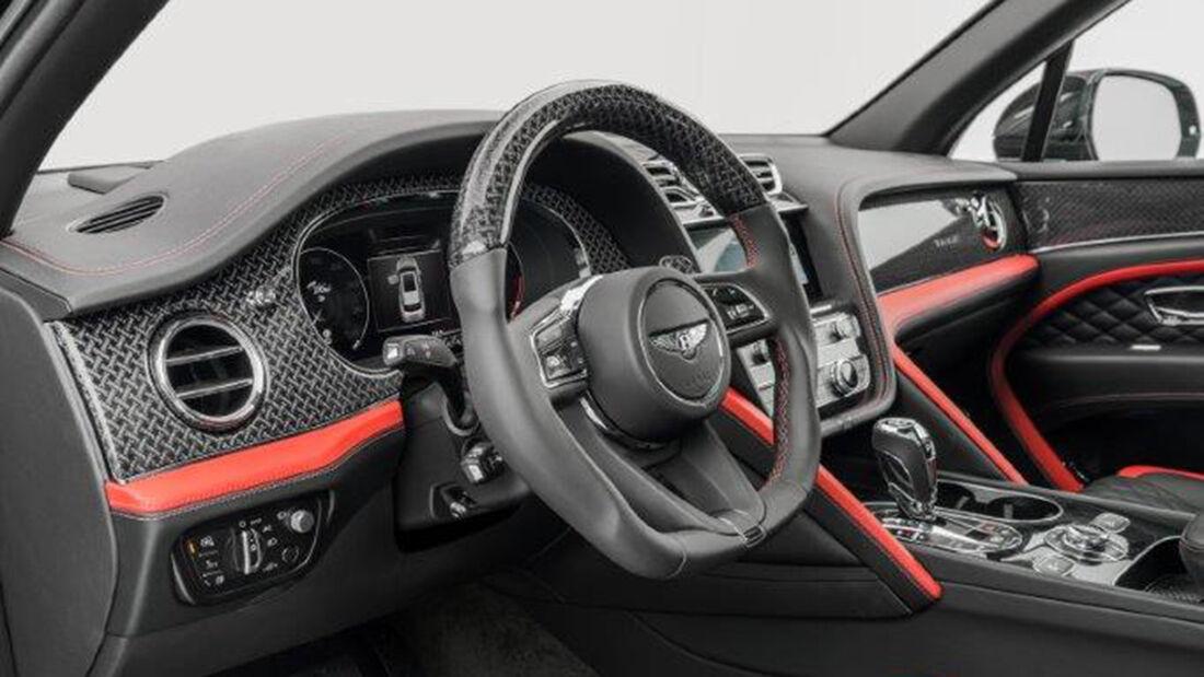 MANSORY Bentley Bentayga - MY2021
