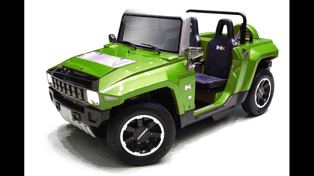 MEV Hummer HX Electric