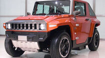 MEV Hummer HX Electric