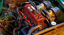 MG B, Motor