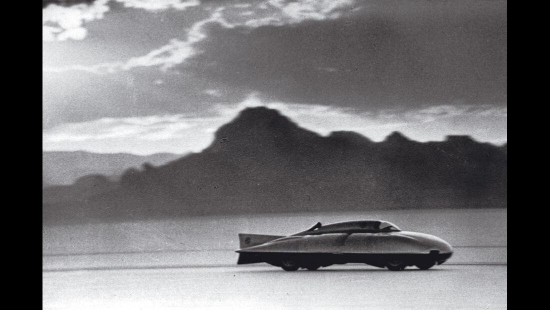 MG EX 181, Baujahr 1957