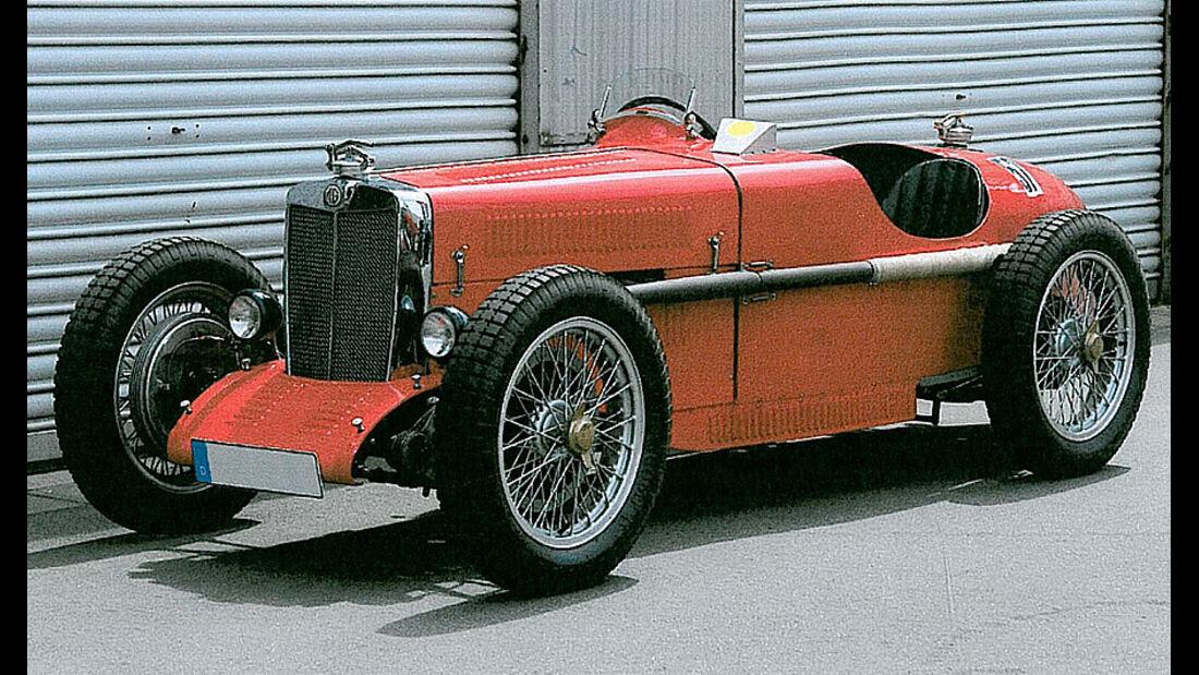 MG PA 6 Race
