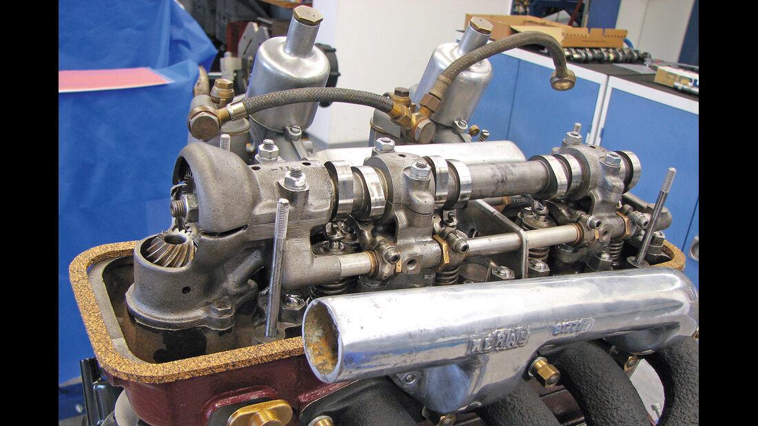 MG PA, Motor
