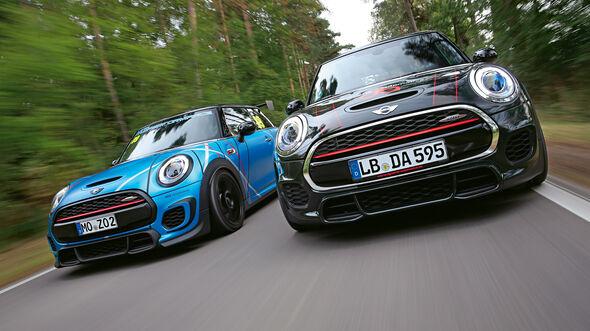 MG-Performance-Mini JCW, Dynamic-Automotive-Mini JCW