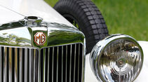 MG SA Tickford DHC, Kühlergrill