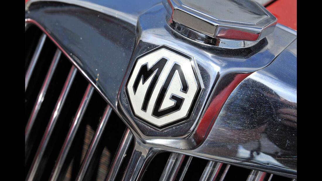 MG TF 1500, Emblem