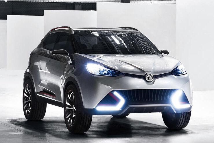MG Urban SUV Concept