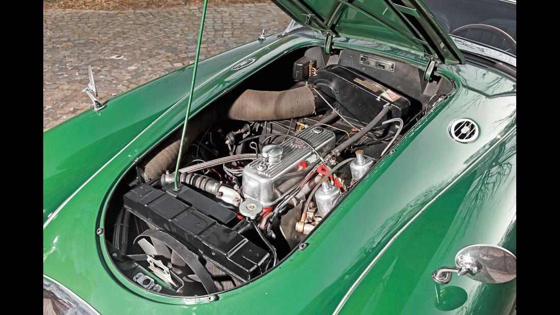 MGA, Motor
