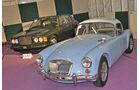 MGA und Bentley Turbo R, Autos der Coys-Auktion auf dem AvD Oldtimer Grand-Prix 2010