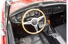 MGB, Cockpit