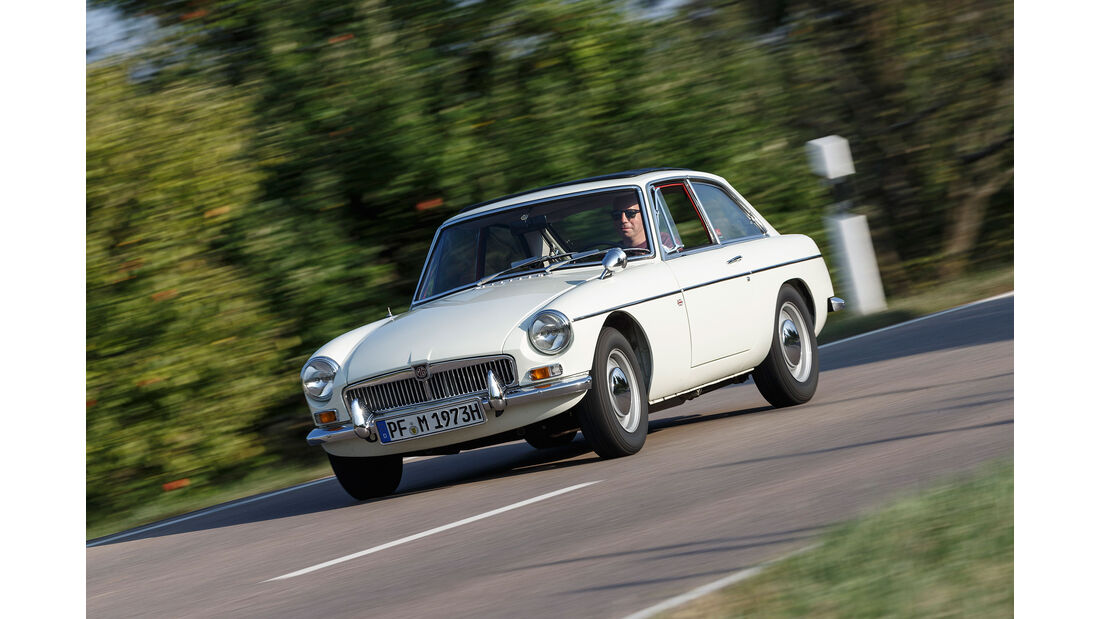 MGB-GT-Front