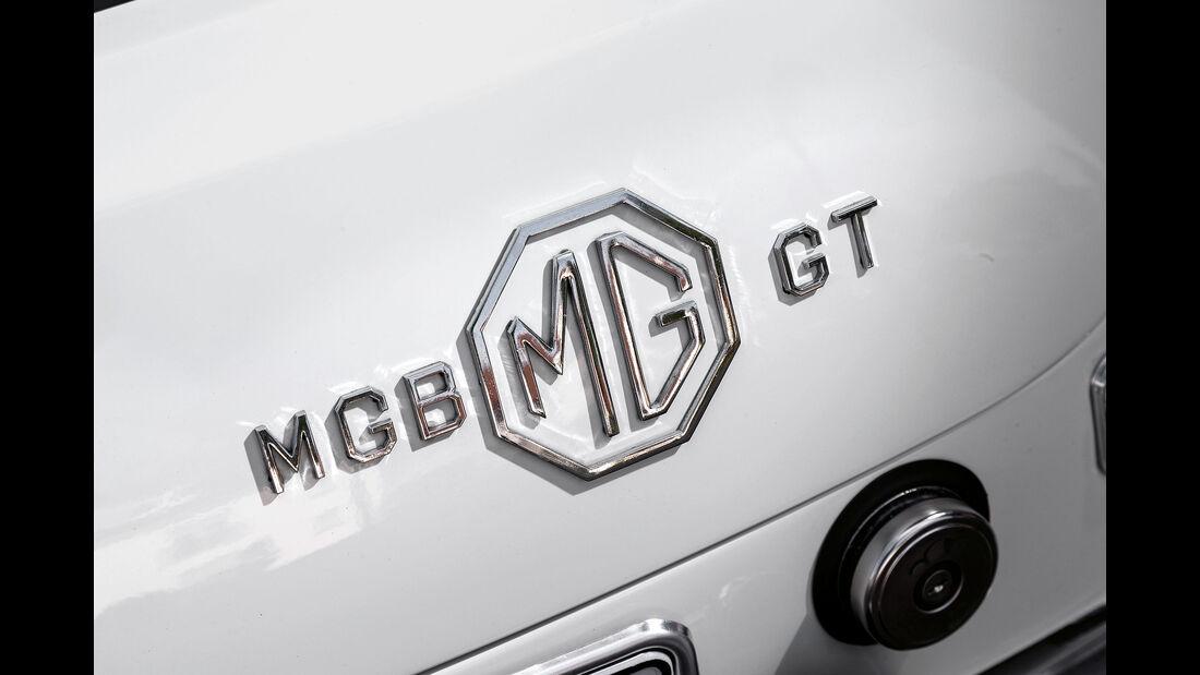 MGB-GT-Heck